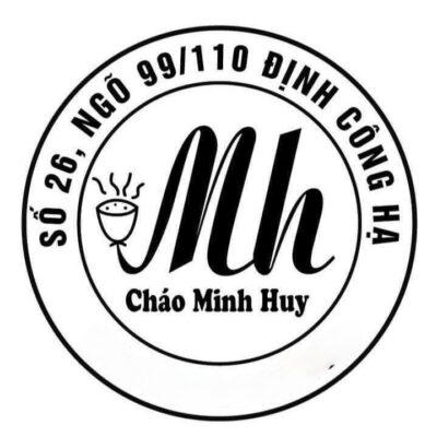 Logo Thương Hiệu Cháo Lạnh Minh Huy